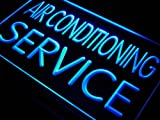 Air Conditioning Service Open LED Sign Neon Light Sign Display j661-b(c)