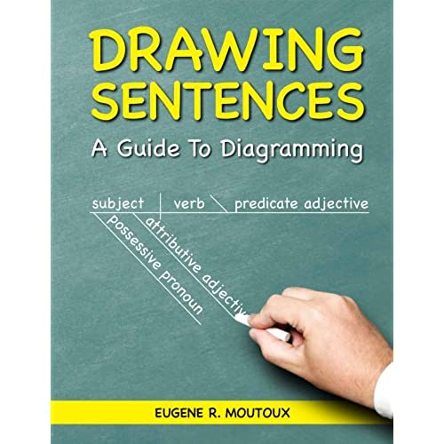Diagramming sentences amazon drawing sentences a guide to diagramming ccuart Images