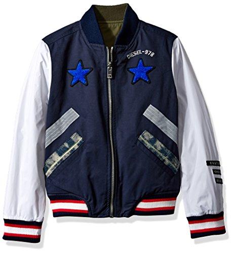 Reversible Boys Flight Jacket - 3