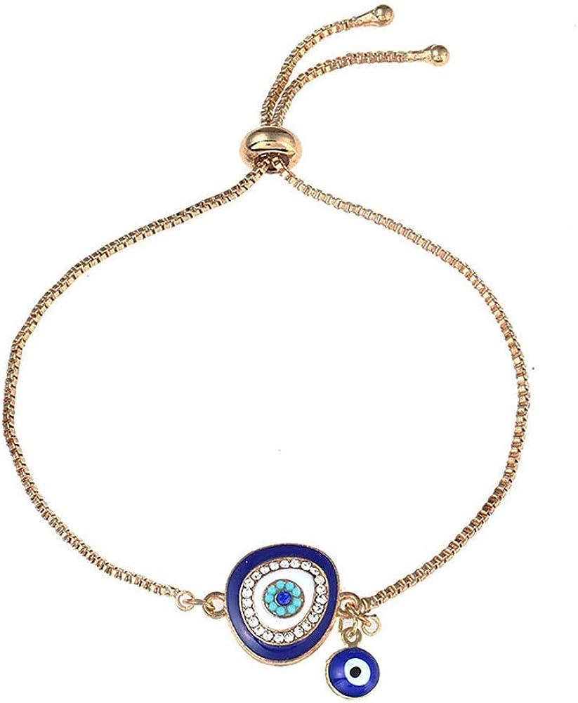 Gold Filled Evil Eye Bracelet,Gold Filled Bracelet,Hamsa Hand Bracelet Evil Eye Hamsa Bracelet,Gift for Her,Protection Bracelet,Lucky Eye