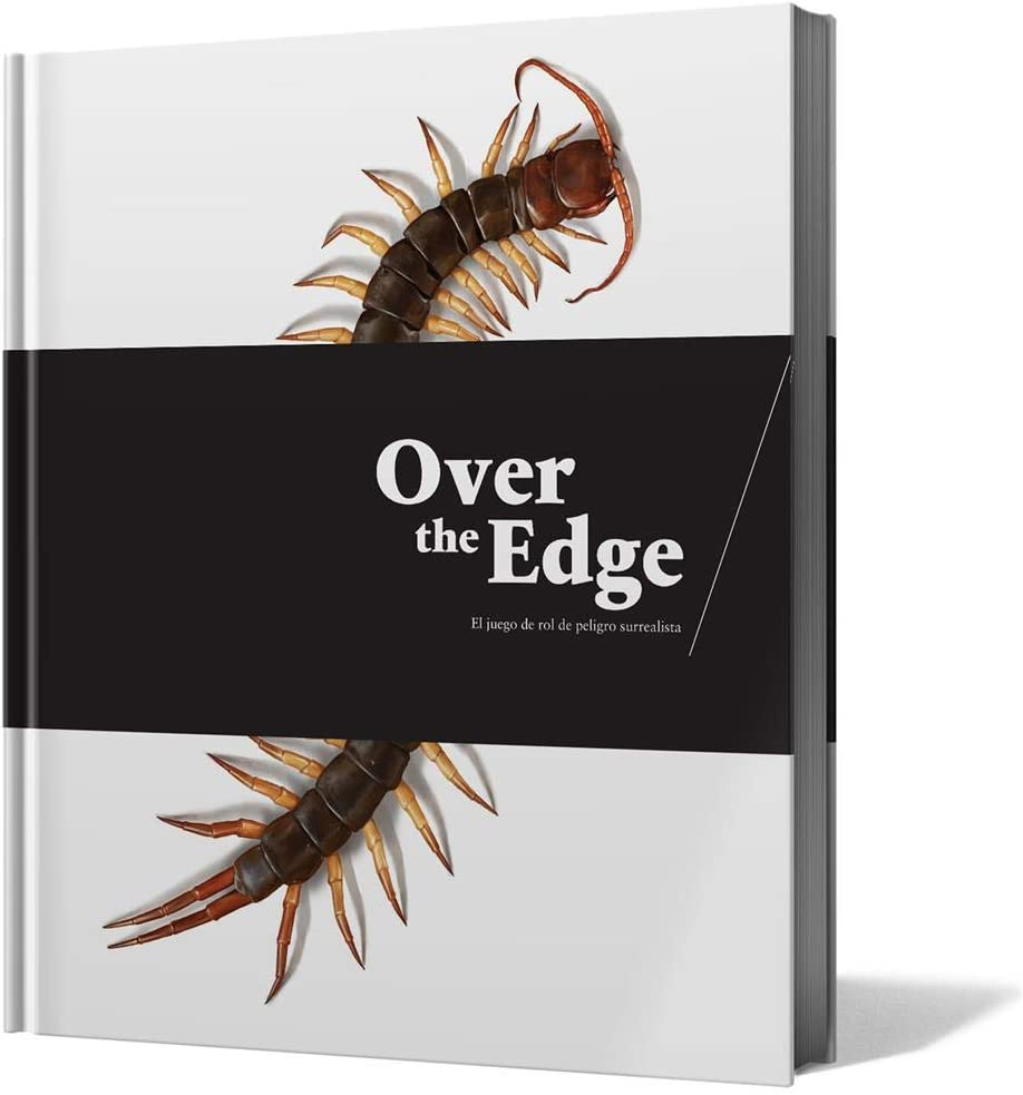 Edge Entertainment- Over The Edge, Color (EEAGOE01)
