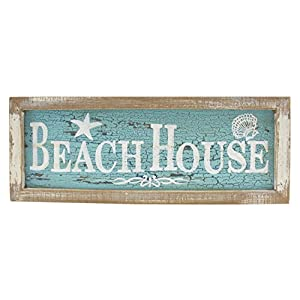515OImi06LL._SS300_ Wooden Beach Signs & Coastal Wood Signs