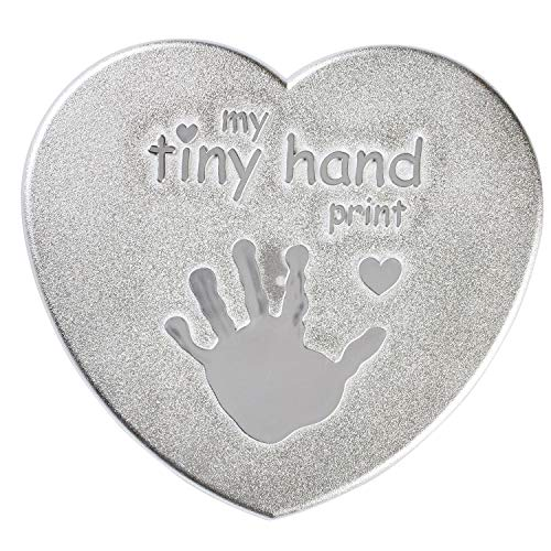 C.R. Gibson 3 Piece Baby Handprint & Footprint Kit, 6.5