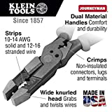 Klein Tools J215-8CR Multitool Pliers, Hybrid Multi