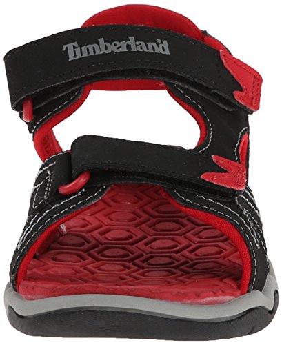 Timberland Adventure Seeker 2 Strap - Sandalias para hombre Negro (Nero)