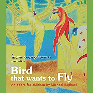 Bird That Wants to Fly Audiobook