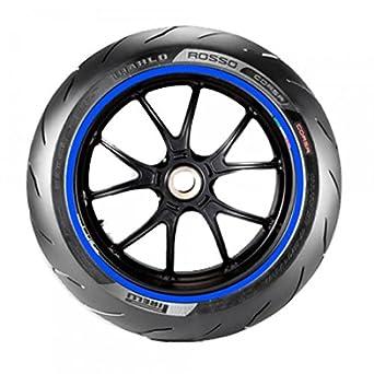get online new product exquisite design Liserets autocollants tour de jante moto bleu - Motostand LIS-BLEU