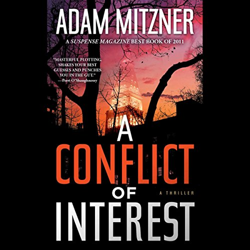 A Conflict of Interest: A Novel cover