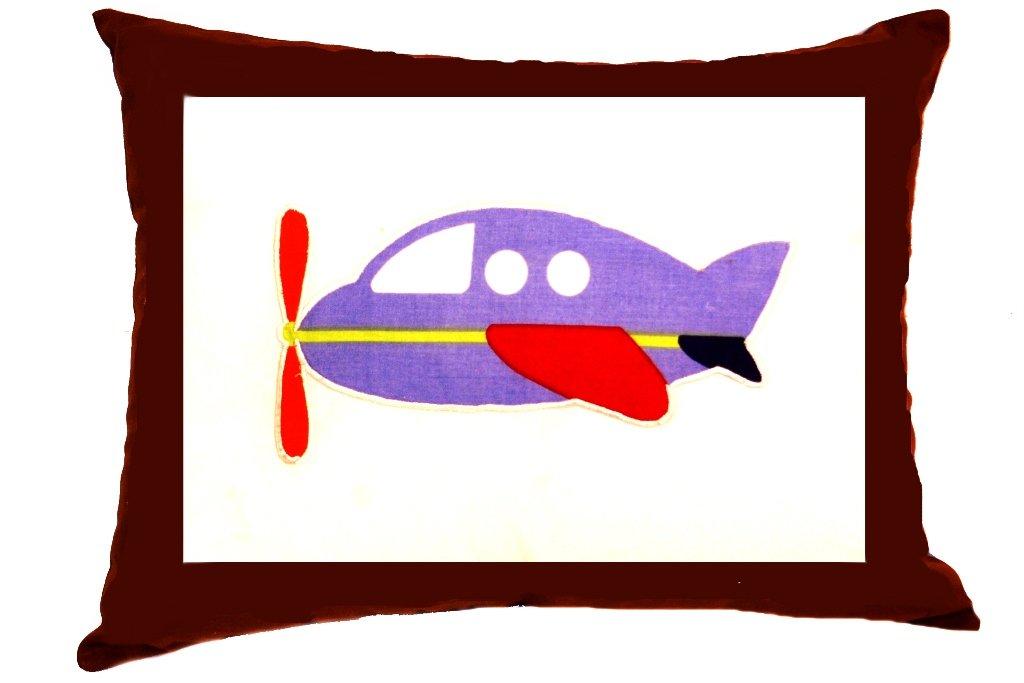 Amazon.com: Transporte Multicolor dec almohada: Baby