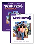 img - for Ventures Level 4 Value Pack (Student's Book with Audio CD and Workbook with Audio CD) book / textbook / text book