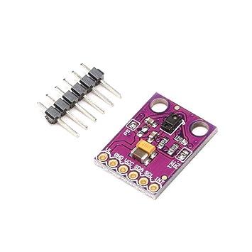 MFMYUANHAN 5 Unidades de sensores de Gestos RGB APDS2019960 APDS 9960 para Interfaz Arduino I2C de 3,3 V, Sensor de proximidad, Filtro UV de Color: ...