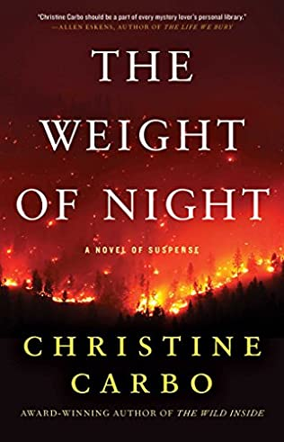 book cover of The Weight of Night