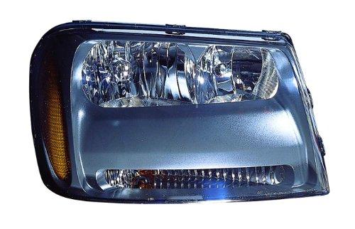 Depo 335-1150R-AS2 Chevrolet Trailblazer Passenger Side Replacement Headlight ()