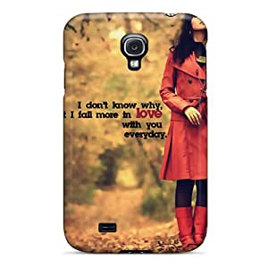 Galaxy Cases - Tpu Cases Protective For Galaxy S4- Love