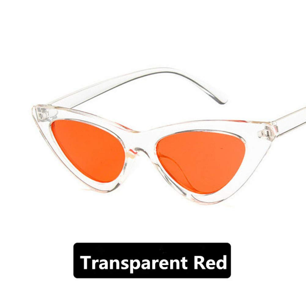 ZLULU Gafas De Sol Retro Triangle Cat Eye Sunglasses Trend ...