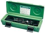 Greenlee 835 Bi-Metal Hole Saw Kit, Conduit Sizes 1/2'' - 4''