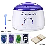 Best Facial Kit For Women - Wax Warmer, Electric Mini Hair Removal wax kit Review