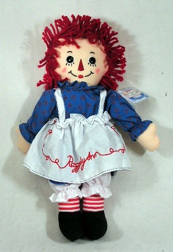 16 Inch Raggedy Ann Classic Doll, Baby & Kids Zone