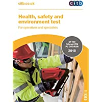 Health, safety and environment test for operatives and specialists 2018: GT100/18 DVD (Gt200/18)