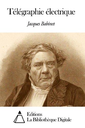 Télégraphie électrique (French Edition)