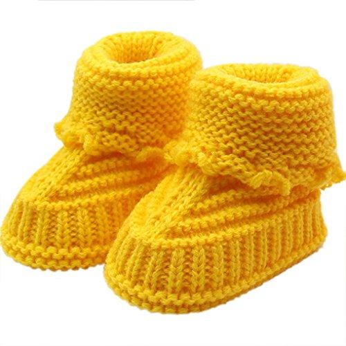 Tenworld Newborn Knitting Crochet Months