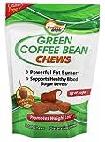 Healthy Natural Systems - Green Coffee Bean Chews Caramel Apple - 30 Soft Chews