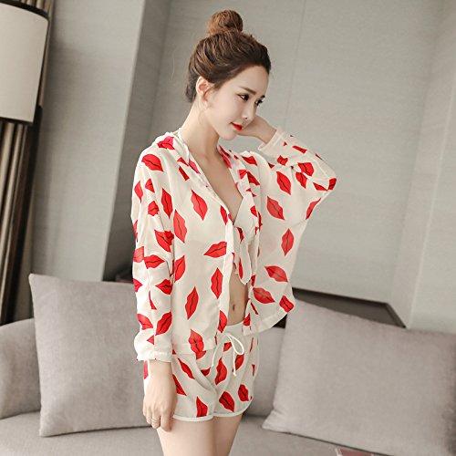 YUPE Hot spring Badeanzug Badeanzug weiblichen dreiteiligen Anzug Mode hohe Taille Vacation Beach hot spring Popularität bikini