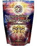 Earth Circle Organics Organic Balinese Cacao Powder, 8 Ounce (2pk)