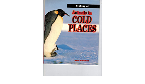 Animals in cold places image cover