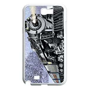 Samsung Galaxy N2 7100 Cell Phone Case White The Polar Express 3D Hard Phone Case Cover CZOIEQWMXN22394