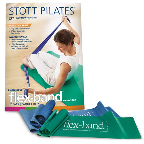 STOTT PILATES Flex-Band Gift Pack