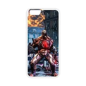 iPhone 6 Plus 5.5 Inch Cell Phone Case White Killing Floor 2 Custom DSANSAVDH4223