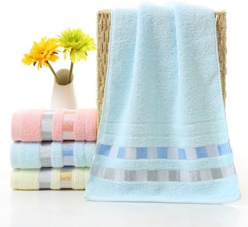 GYJWSBAW Prima de baño del algodón Hoja Toalla de baño hogar ...
