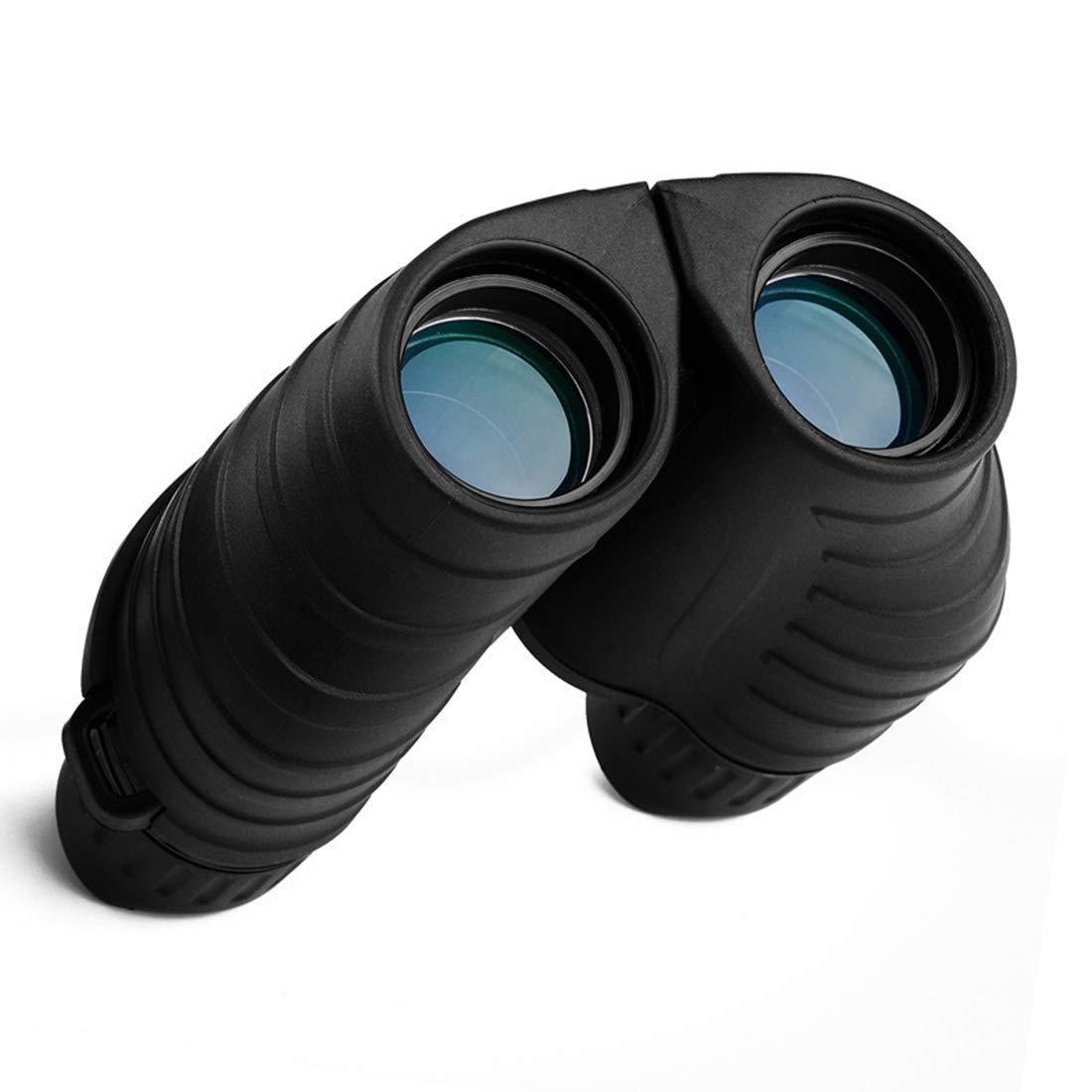 バーゲンで AIYAMAYA HD双眼鏡 10 x 25 広角ポータブルバードウォッチング望遠鏡 屋外用 (カラー : ブラック)   B07KYHKY79, ONE'S YOKOHAMA e15455e6