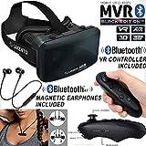 Babysbreath17 Auriculares De Realidad Virtual Ar Gafas 3d Proyector