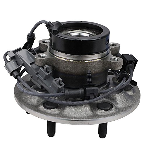 CRS NT515111 New Wheel Bearing Hub Assembly, Front Right (Passenger), for 2004-08 Chevy Colorado/ GMC Canyon, 2006-08 Isuzu I-350/ I-370, 4WD
