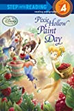 Pixie Hollow Paint Day, RH Disney, 0736480676