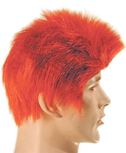 Morris Costumes Riddler Orange Red -