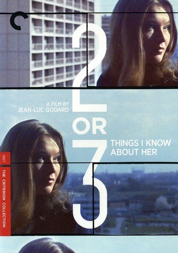 2 Or 3 Things I Know About Her  The Criterion Collection