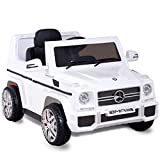 Best Kids Electric Cars - Costzon Kids Ride On Car, Licensed Mercedes Benz Review