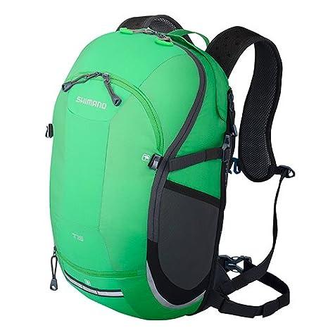 Shimano BGDPCDNW15UG0 - Mochila SH Tsukinist 15l Verde: Amazon.es: Deportes y aire libre