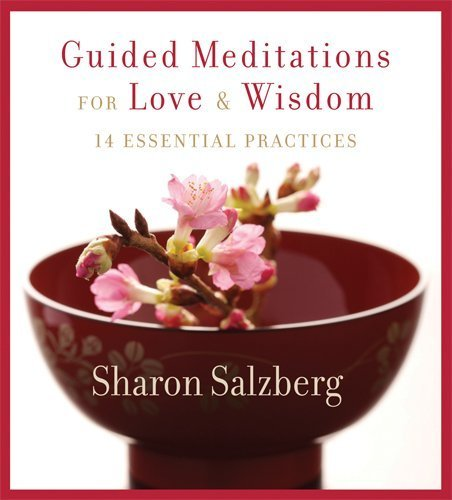 Guided Meditations for Love and Wisdom [Audio CD]