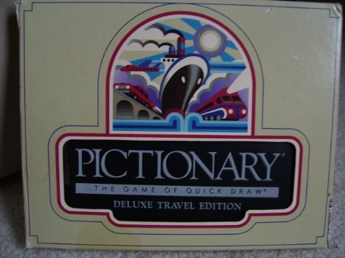Deluxe Travel Pictionary by Western Publishing Co.
