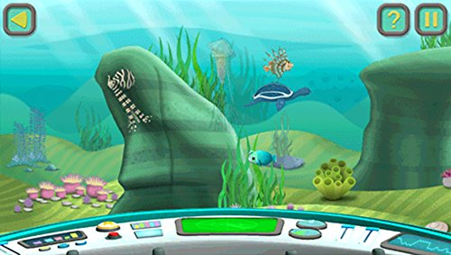 LeapFrog Science Learning Game Disney Octonauts for LeapPad Platinum, LeapPad Ultra, LeapPad1, LeapPad2, LeapPad3, Leapster Explorer, LeapsterGS Explorer by LeapFrog (Image #8)