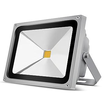 Fabulous Auralum 50W LED Strahler 4500LM Flutlichtstrahler, Superhell OA89