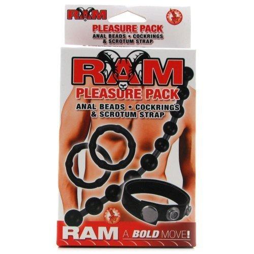Nasswalk Ram Pleasure Pack, Black