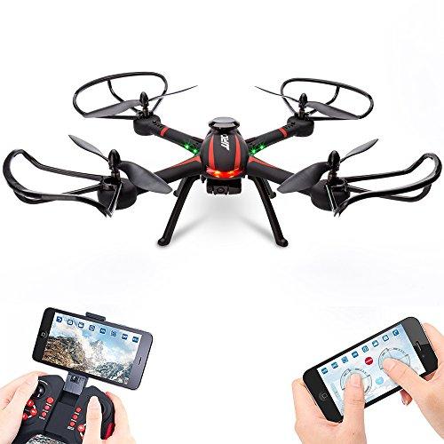 Drone, OOTTOO RC Headless WiFi FPV 2MP HD Camera Quadcopt...