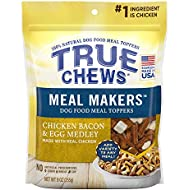 True Chews Chicken, Bacon & Egg Meal Makers, 9 oz