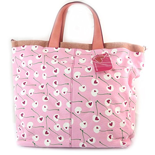 'french touch' bag 'Agatha Ruiz De La Prada'pink - love - Bag New Prada