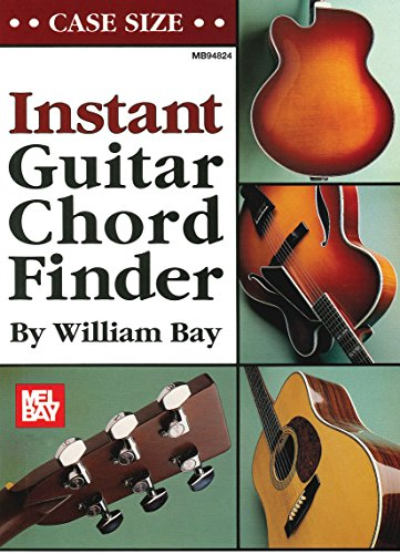 Amazon.com: Instant Guitar Chord Finder eBook: William Bay: Kindle Store
